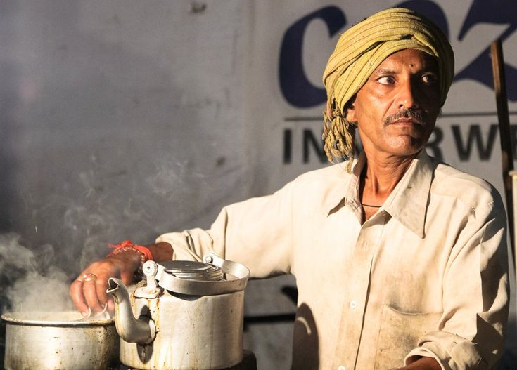 Chai - the drink India can't live without - BBC