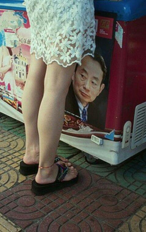 Street photography by Tao Li