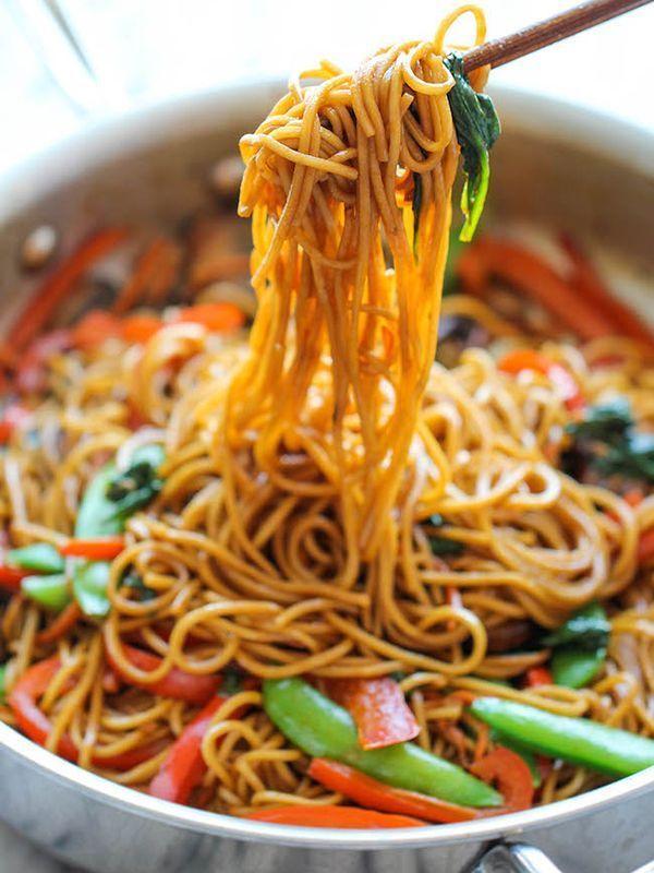 Asian Wok Chinese Thai Cuisine Recipe Food
