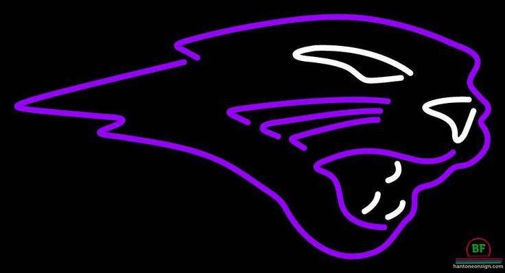 Northern Iowa Panthers Neon Sign NCAA Teams Neon Light