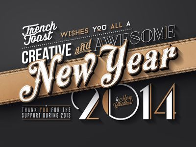Happy New Year 2014 by Tarek Okbir (Liege ( Belgium ))
