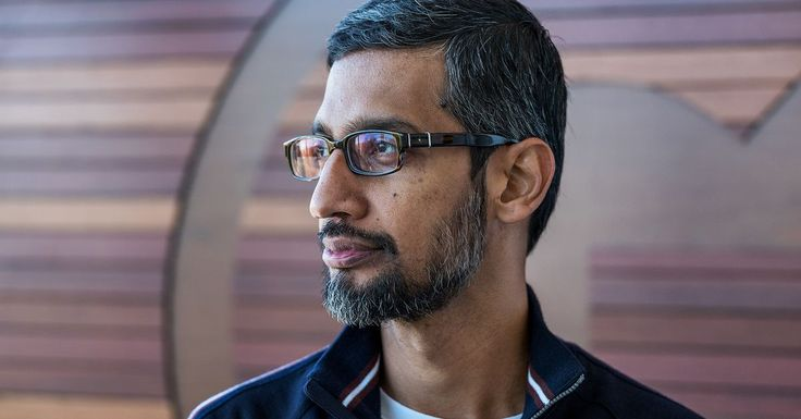 Google CEO Sundar Pichai says AI is more profound than electricity or fire  ||  Google CEO Sundar Pichai, speaking at a taped television event hosted by MSNBC and The Verge's sister site Recode, said artificial intelligence is one of the most profound things that humanity is... https://www.theverge.com/2018/1/19/16911354/google-ceo-sundar-pichai-ai-artificial-intelligence-fire-electricity-jobs-cancer?utm_campaign=crowdfire&utm_content=crowdfire&utm_medium=social&utm_source=pinterest