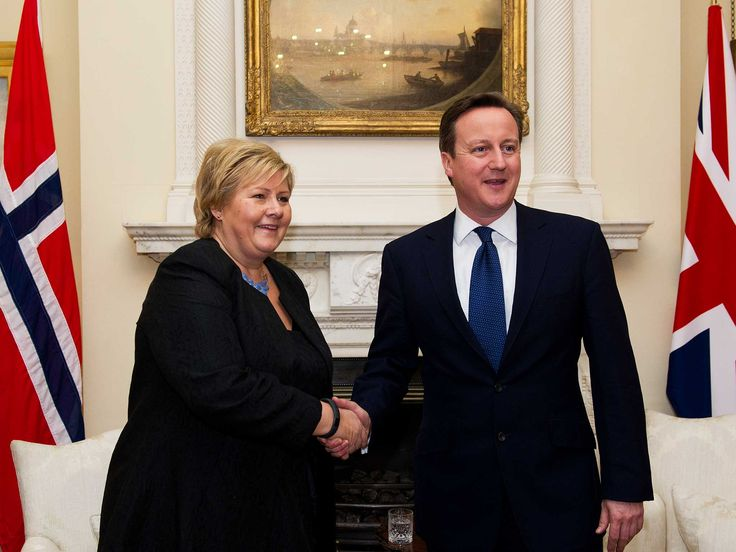 Brexit: Norway Prime Minister Erna Solberg says Britons 'won't like' life outside EU  'Brussels will decide without the Brits being able to participate in the decision-making'