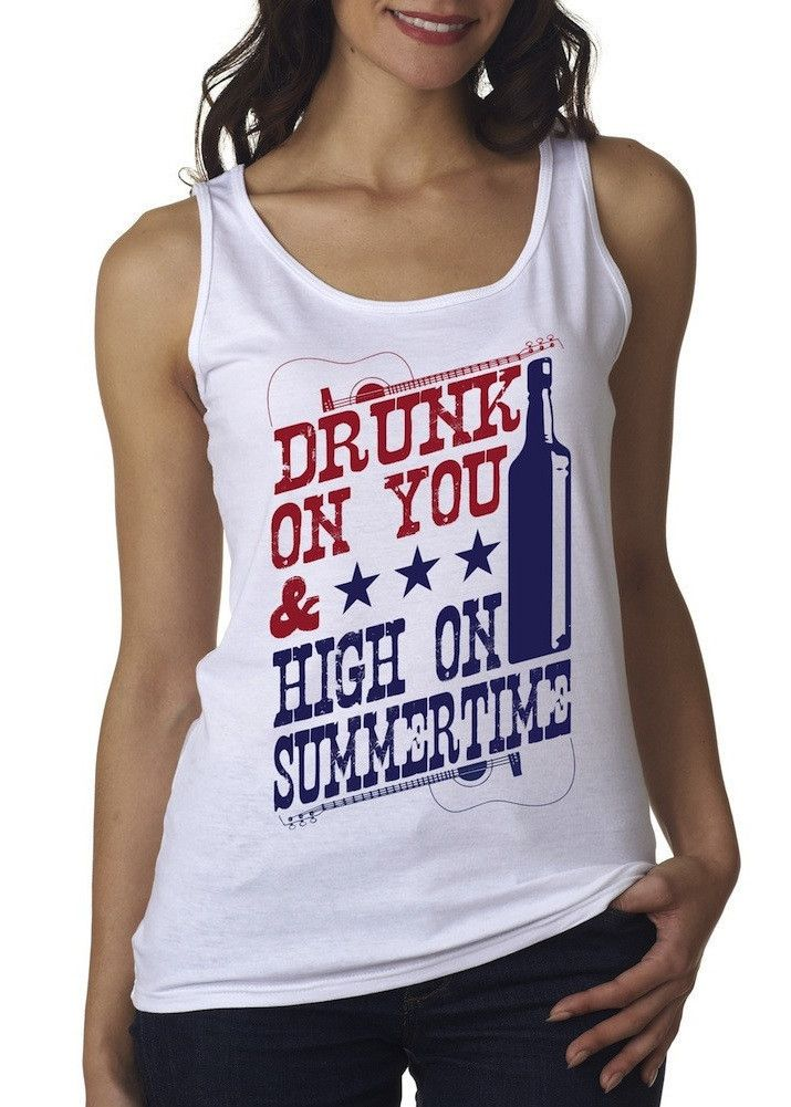 Ladies Luke Bryan Tank Top