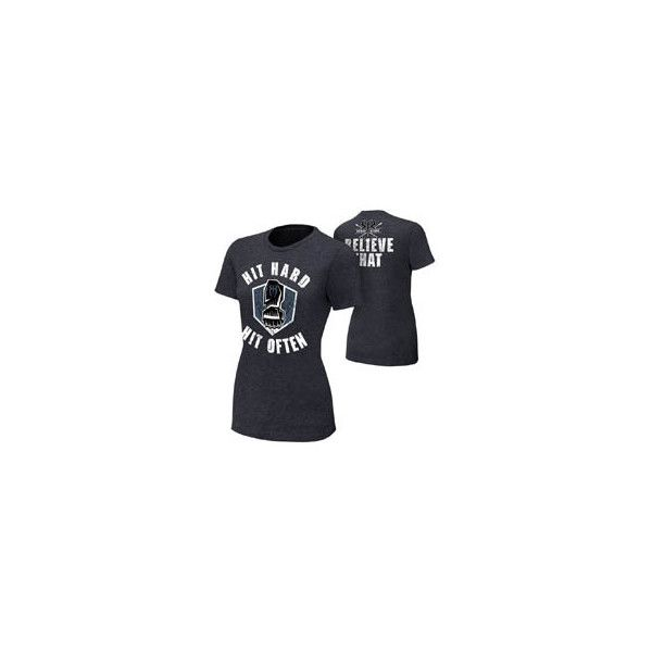 WWE Official Roman Reigns Merchandise | WWEShop.com ❤ liked on Polyvore featuring wwe and tops