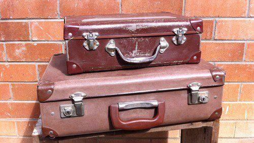 Skool tas/ school bag/ memories/ remember this/ childhood/ kinderdae/ good old days