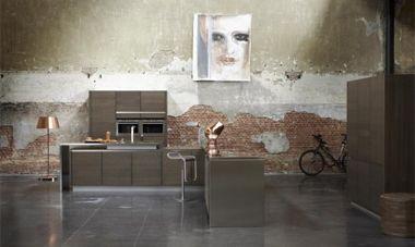 industrieel interieur keuken