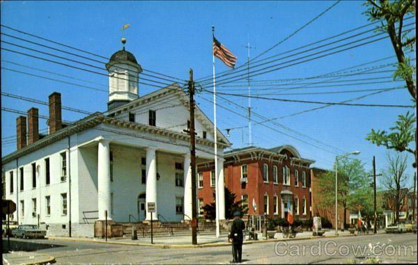 Old Hunterdon County Courthouse - Flemington, NJ