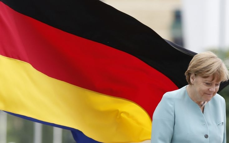 Angela Merkel faces a defining moment in her political career as chorus of   voices push for Greek debt relief