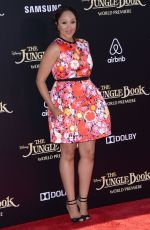 "Tamera Mowry attends the premiere of Disney's ""The Jungle Book"" http://celebs-life.com/tamera-mowry-attends-premiere-disneys-jungle-book/  #tameramowry"
