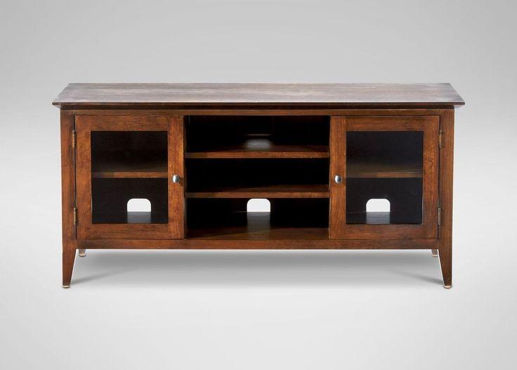Emery Small Media Cabinet - Ethan Allen