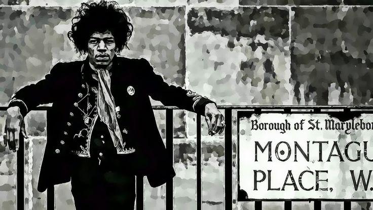Jimi Hendrix - Voodoo Child, Live at Stockholm  '69 - YouTube HD