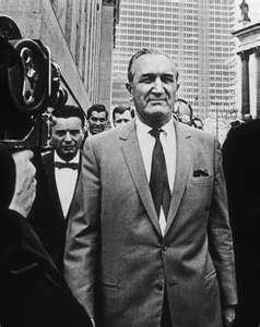 Joseph Bonanno - (Magaddino, Maranzano) Bonanno Family Boss 1931 - 1969
