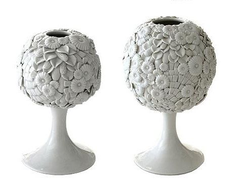 2011 Holiday Gift Guide: Klein Reid Flower Still Life Vases