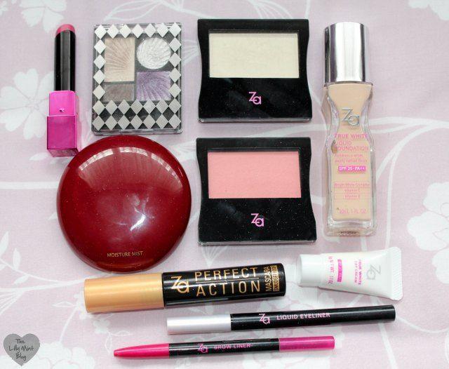 ZA Makeup Look Products