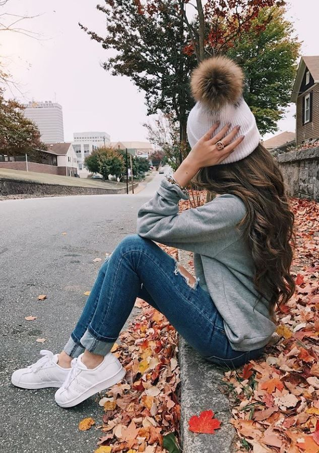60 Trendy New Winter Fashion Styles: 60 Trendy And Flawless Fall & Winter Outfits You'll Love