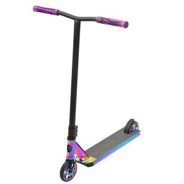 Advertisement Ebay Stunt Scooter Invert Ts 3 Neo Chrome Purple Stunt Scooter Scooter Stunts