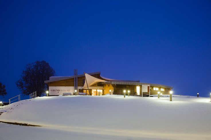 Grund Resort - Mladé Buky www.grundresort.cz Hotel 4*