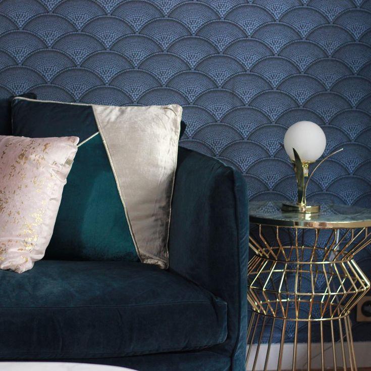 368 Best Images About Wallpaper On Pinterest: 368 Best Papier Peint €� Bleu Images On Pinterest