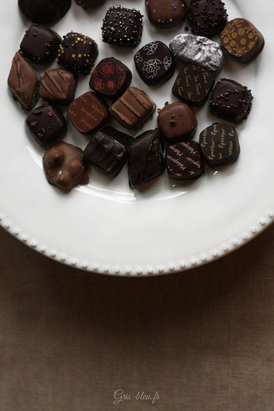 Un Noël chocolaté Chocolats de Neuville