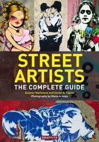 The comprehensive guide to the world's 50 best street artists. Includes the up-and-coming as well as the established greats – Banksy, Shepard Fairey, Swoon, Blek le Rat – from the world's major Street Art locations: New York, LA, London, Paris, Berlin, Tokyo, San Francisco and Melbourne.    Printed in brilliant colour throughout, with authoritative biographies of every artist, this is essential and great value reference for anyone into contemporary art.