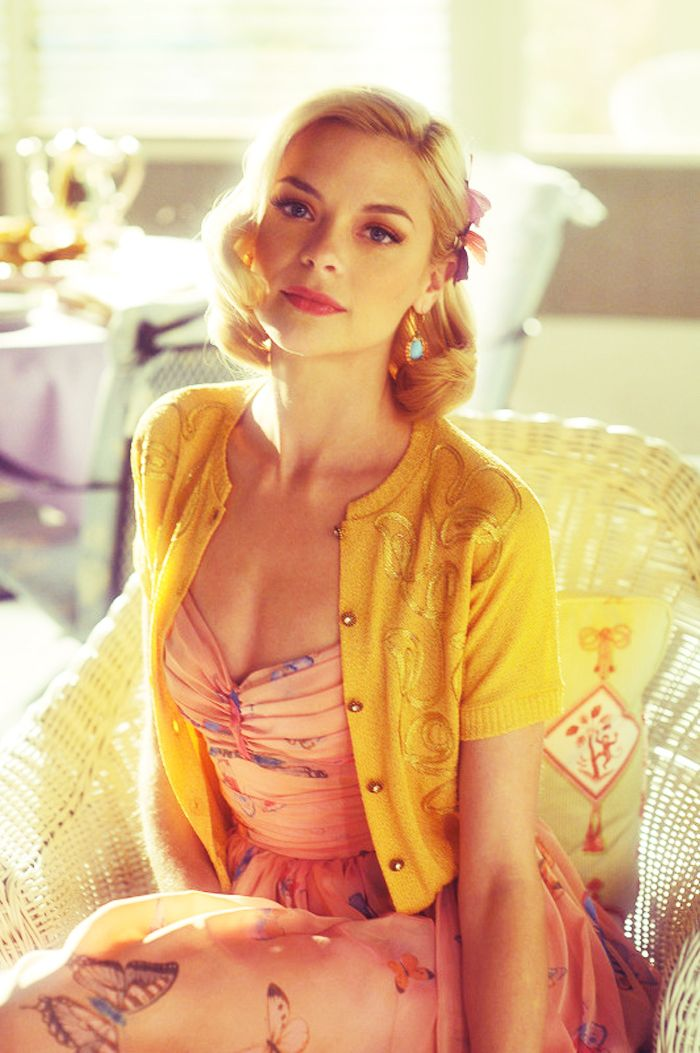Jaime King aka Lemon Breeland