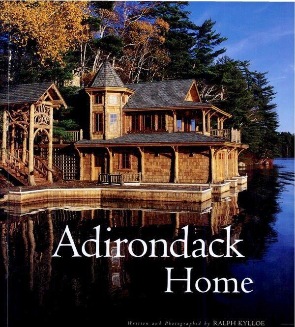 252 best adirondack camp images on pinterest log homes for Adirondack cabin builders