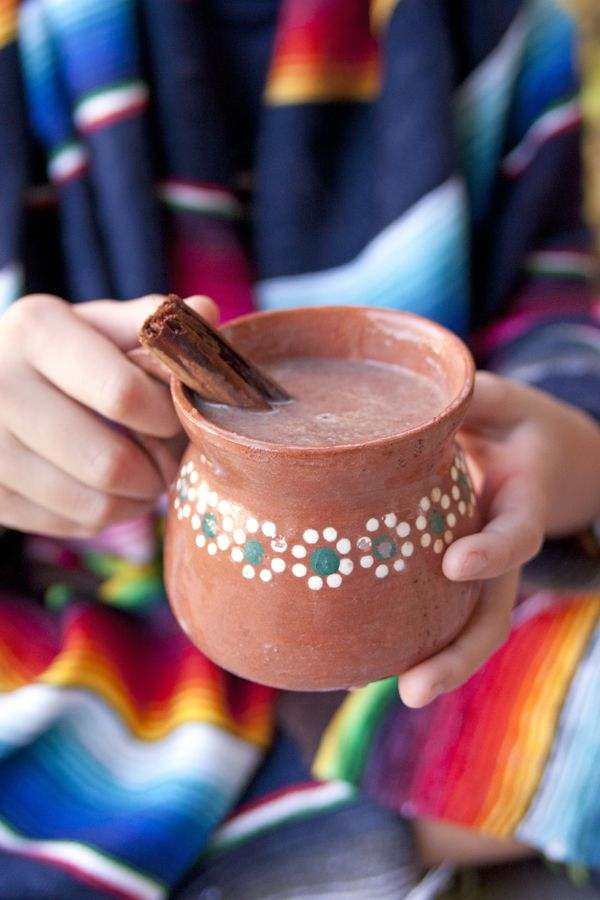 Chocolatito Mexicano