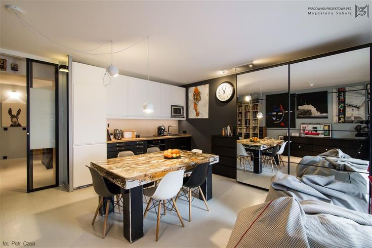 #magdalenasobula #dinning #kitchen #openplan