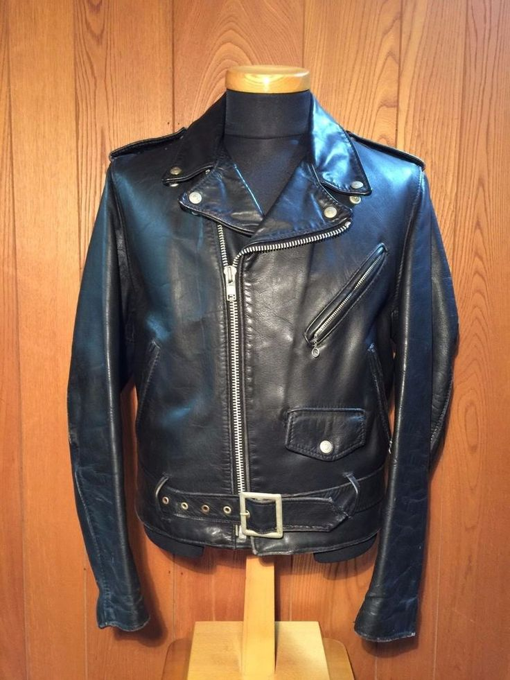 dating a schott leather jacket Just three years after schott became the first company to use zippers on their jackets, the company introduced the perfecto in 1928 as.