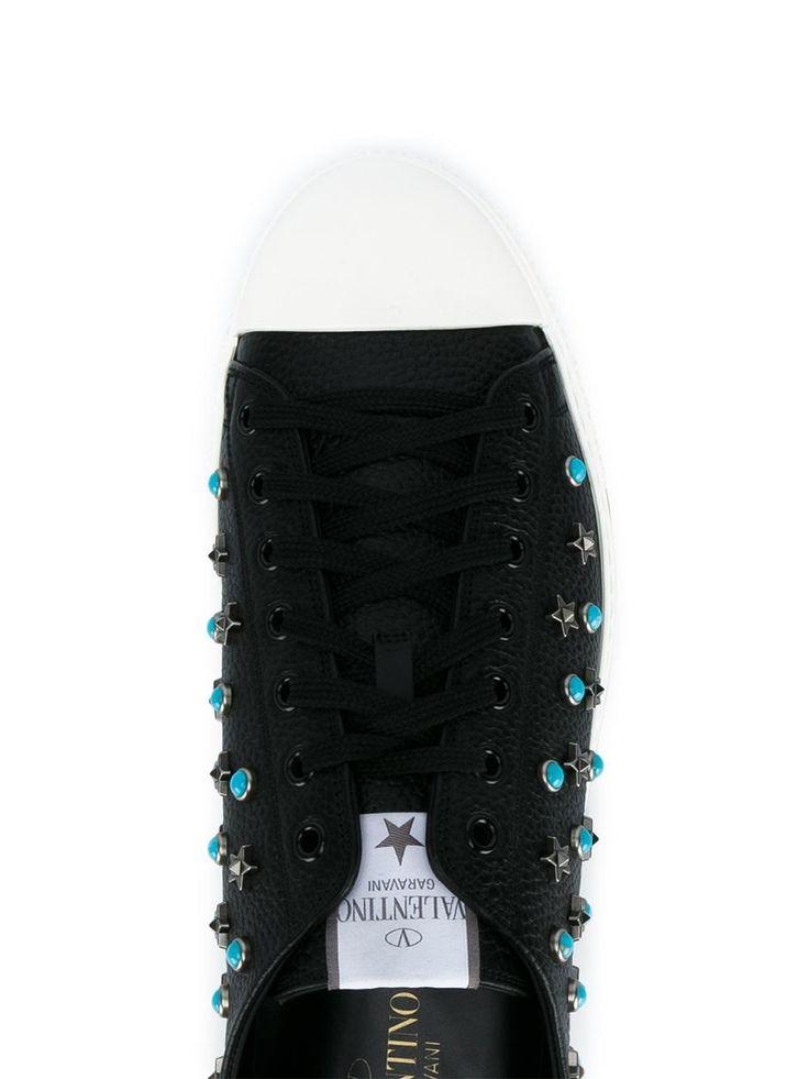 Valentino Valentino Garavani 'Star Studded' sneakers