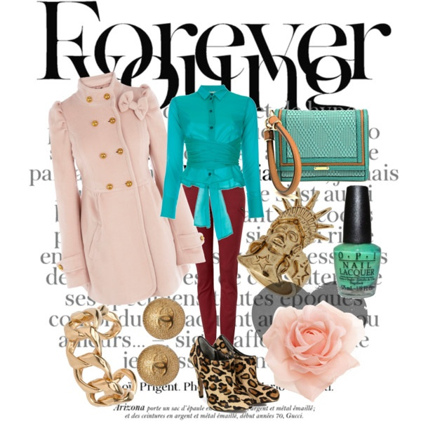 Forever Young, created by achibella.polyvore.com