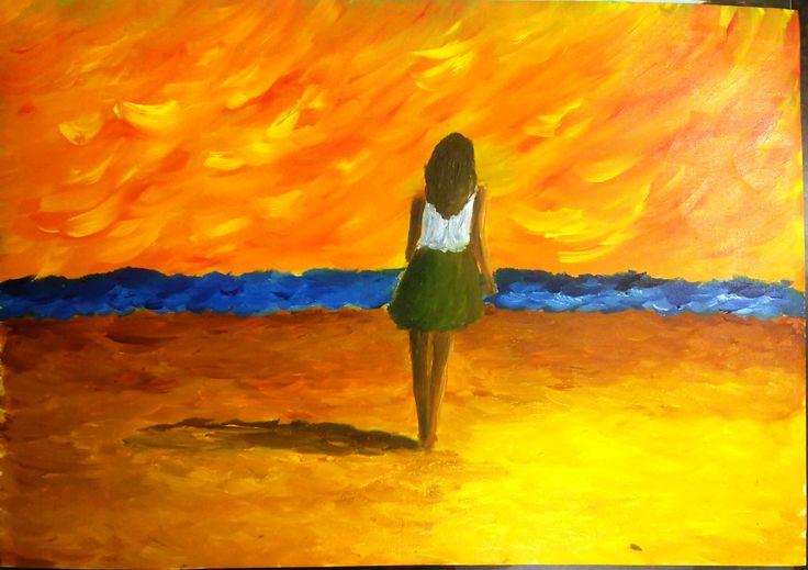 #oilpainting oil on canvas