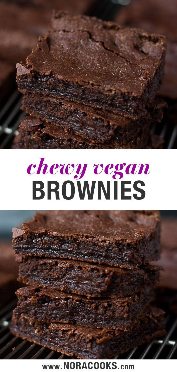 Seriously The Best Vegan Brownies Recipe Out There Try Them And See For Yourself Vegan Brownie Brownie Recipes Healthy Best Vegan Brownies