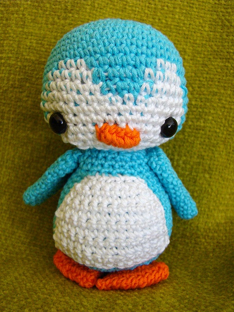 Free Amigurumi Penguin Crochet Patterns : 17 Best images about For the LOVE of Piplup! on Pinterest ...
