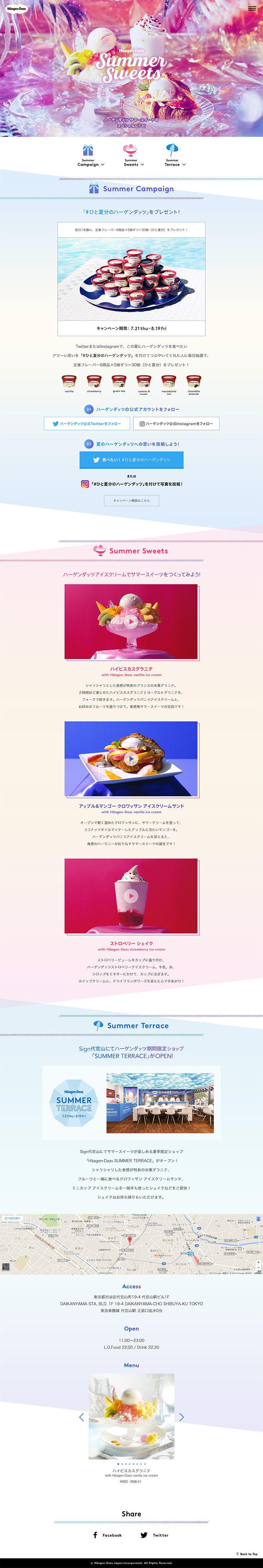 557 best web design food images on pinterest | design websites