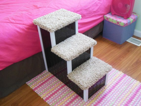 Dog Steps, Pet Steps, Designer Dog Stairs And Pet Ramps, All Wood And