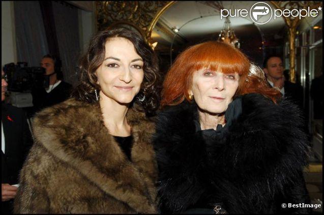 Sonia et Nathalie Rykiel