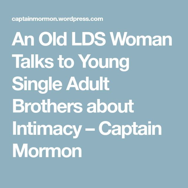 Lds young single adult — photo 6