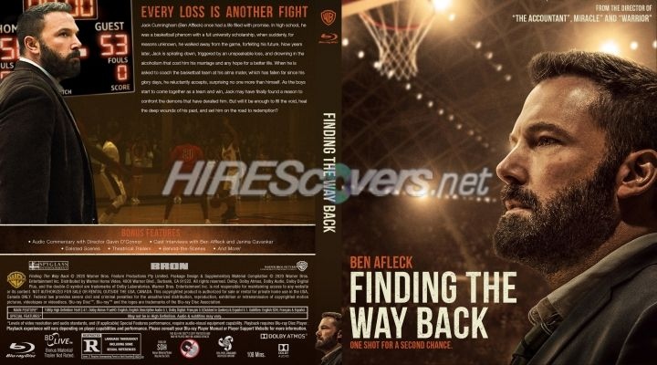 Finding The Way Back 2020 Custom Blu Ray Cover Custom Dvd Movie Covers Dvd Label