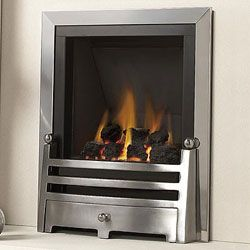 Verine Quasar Powerflue Rear Vent Gas Fire