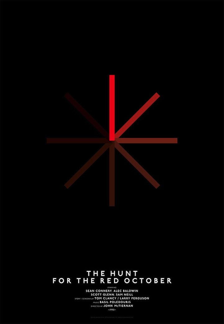 The hunt of the Red October