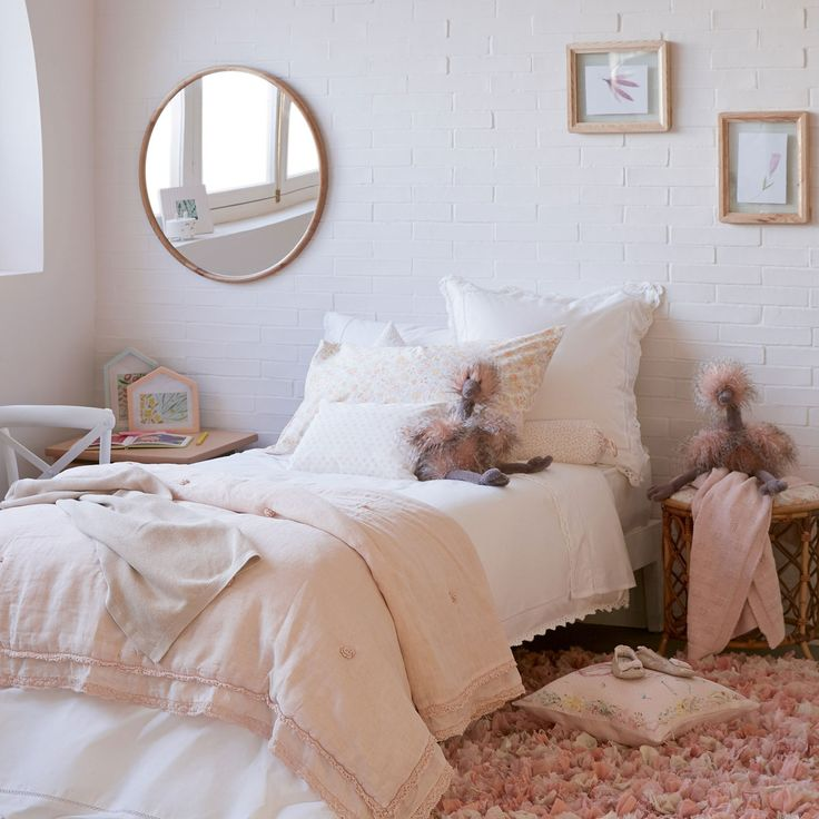 Copripiumino Zara Home.Immagine 2 Del Prodotto Copripiumino Cotone Percalle Ricamo