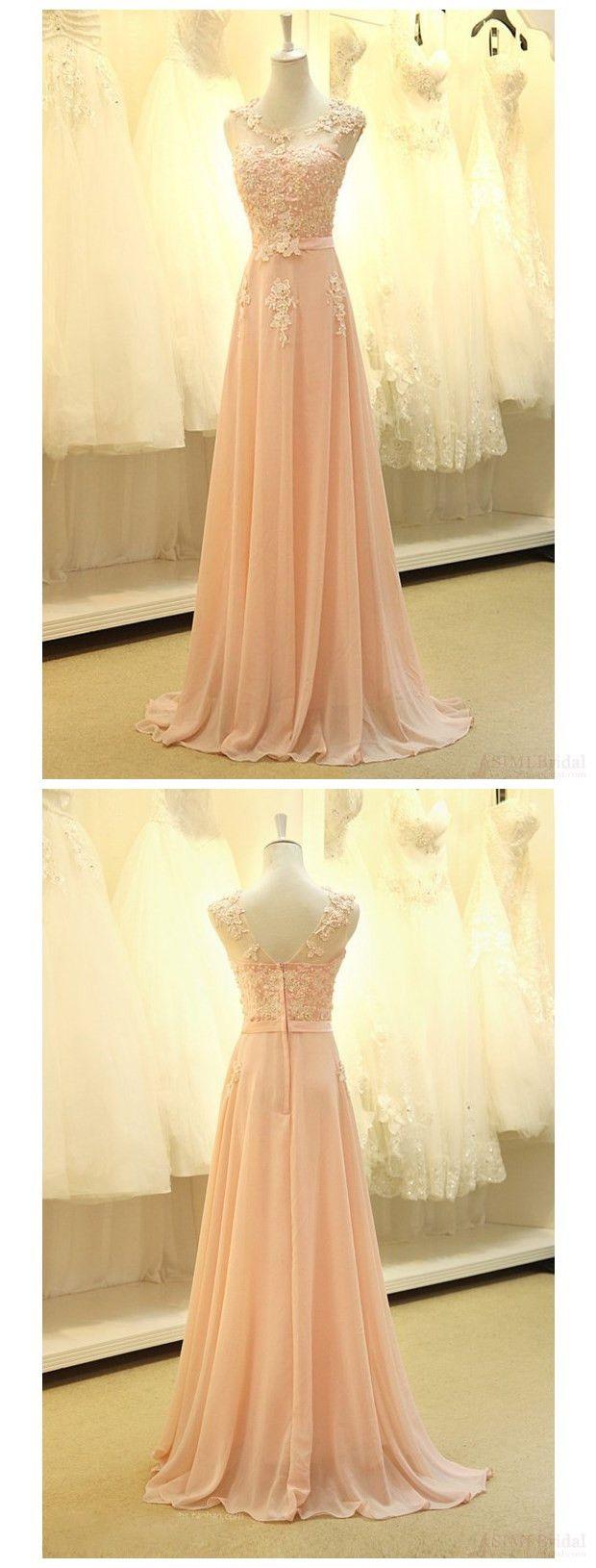 Applique prom dress,prom dresses 2016,#promdresses #simibridal