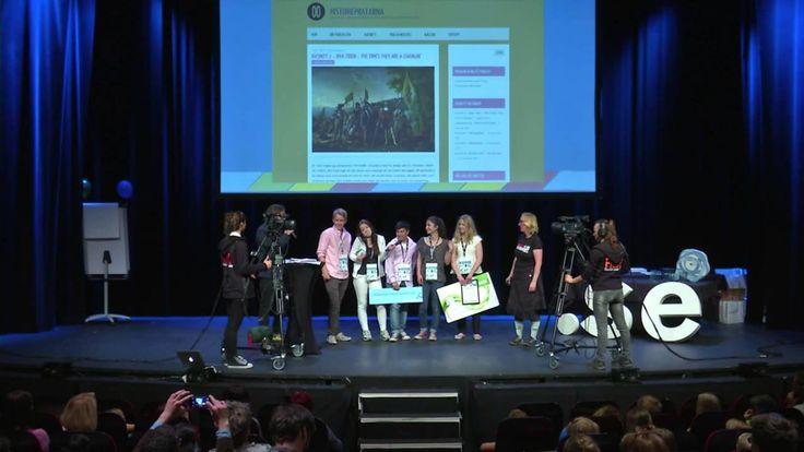 Webbstjärnan 2014 - hela prisutdelningen