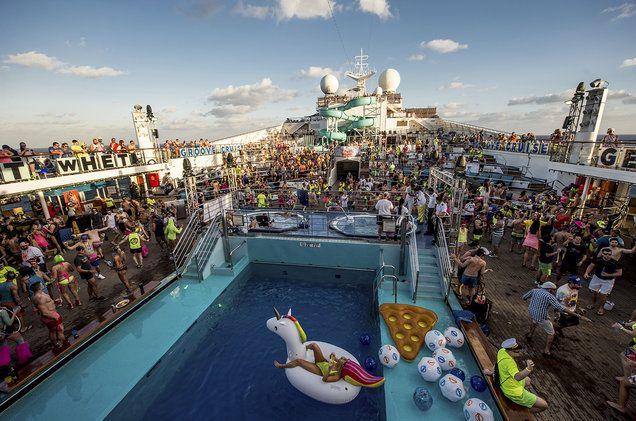 Groove Cruise 2018 Announces Phase 1 Lineup: Dada Life, Jamie Jones & More   Billboard