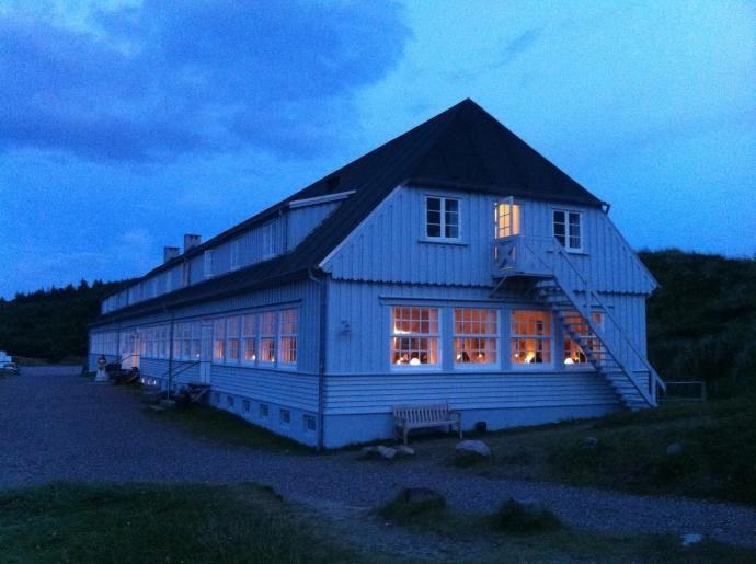 Svinkloev, Denmark (beach hotel)