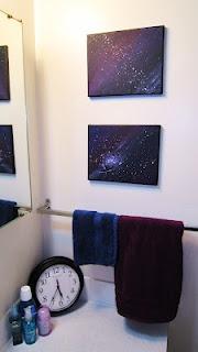 My bathroom decor