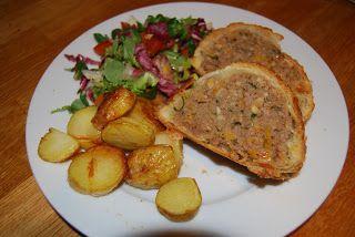 The Pouting Pensioner: Sausage Plait