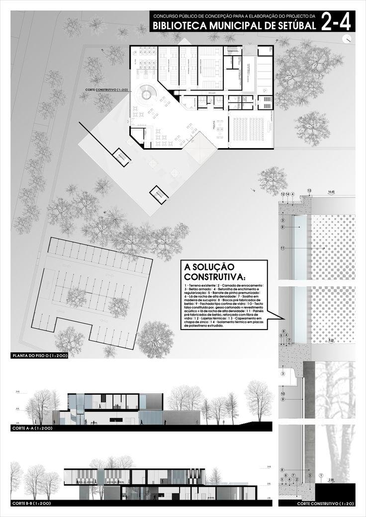 Best Architecture Presentation Board Images On Pinterest